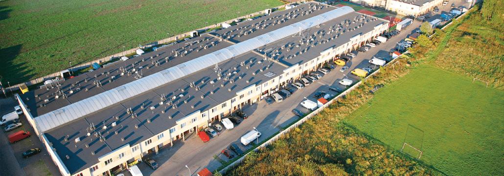 Systemy Dachowe